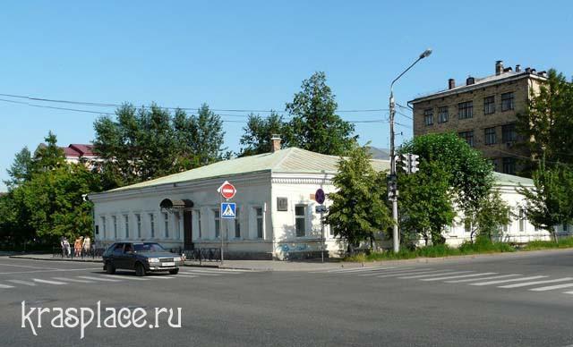 Здание бывшего уездного училища 2011г.