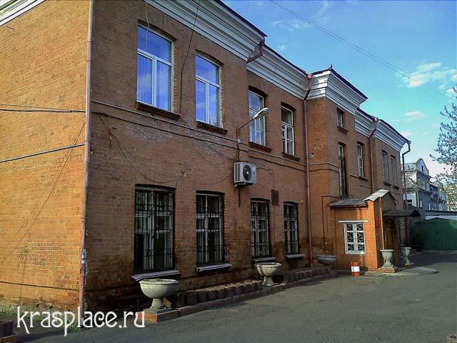 Здание Александровского Хирургического барака_