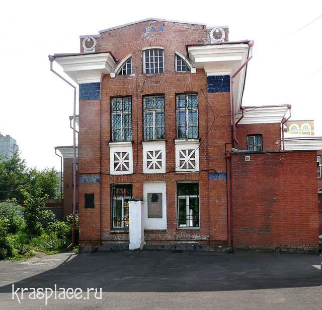 Здание Александровского Хирургического барака