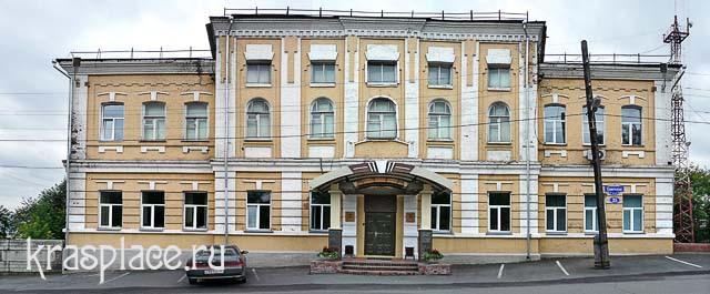 Городское Училище в Николаевской слободе. 2011 г