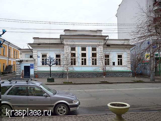 Бывший дом Гудкова 2011г