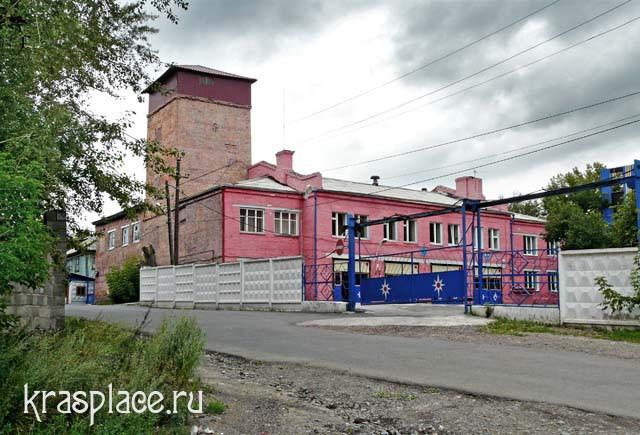 Николаевское пожарное депо 2011