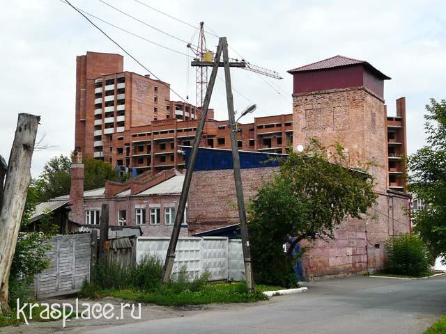 2011г. Пожарное депо в Николаевке