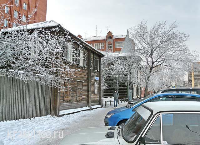 Улица Марковского
