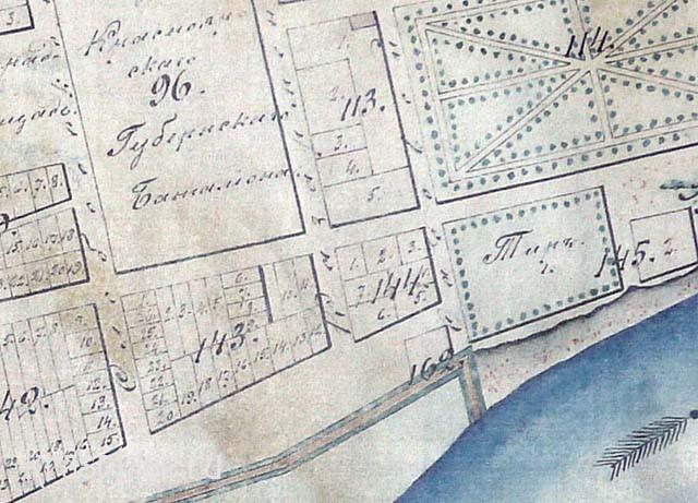 Межевые планы участка. Фото из архива Лалетиной Н.Е