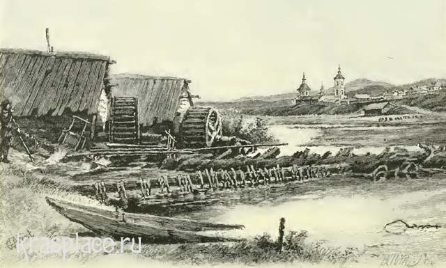 Мельница у Качи