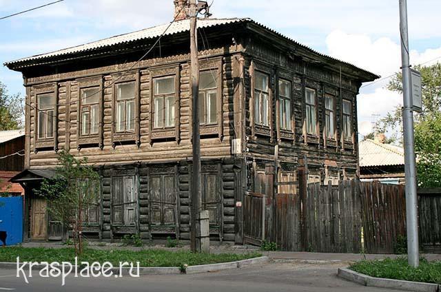 Дом мещанина Песегова, 2008 г