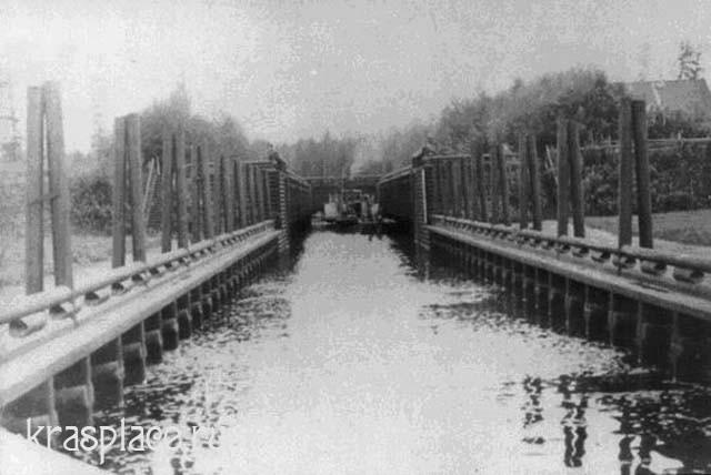 Обь-Енисейский канал. 1892 г
