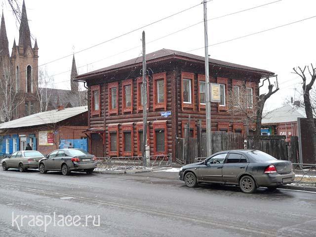 Дом мещанина Песегова после реконструкции 2011 года
