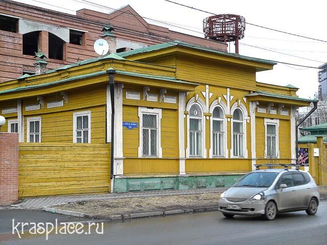 Дом Фон-Эзерских. 2012 г