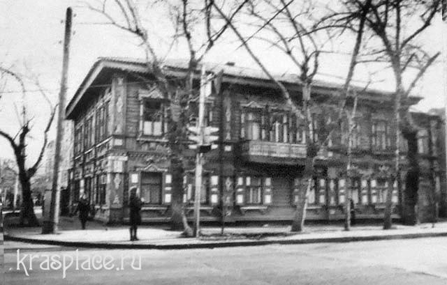 Дом А.В.Телегина 80-е гг