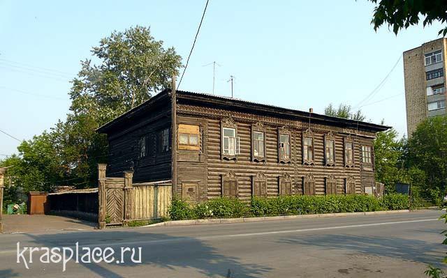 Дом мещанина Некрасова, ул.Горького, 17. Ворота