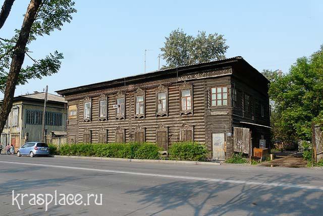 Дом мещанина Некрасова, ул.Горького, 17
