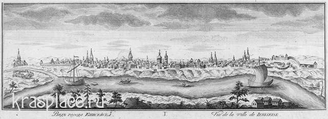 Енисейск 1770