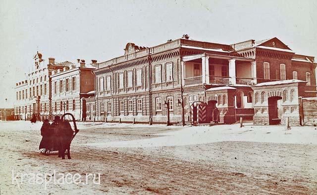 Благовещенская улица. Начало ХХ века