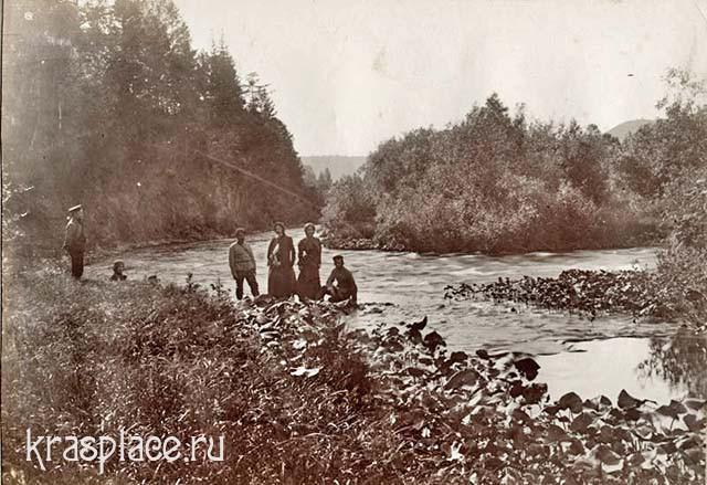Базаиха. 1908 г. Из архива ККМ