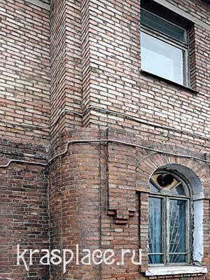 Фрагмент здания бывшего бактериологического института2