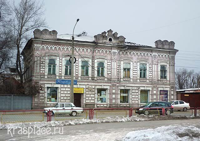 Здание бывшей типографии Метелкина 2012г