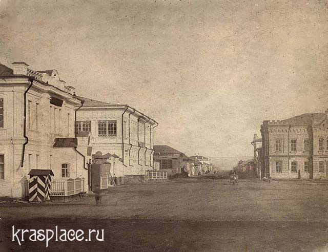 Фрагмент Соборной площади