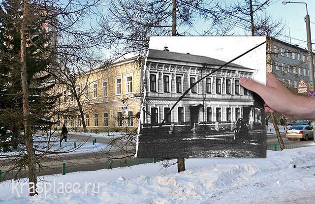 Гостиница В.Гадалова на рубеже двух веков