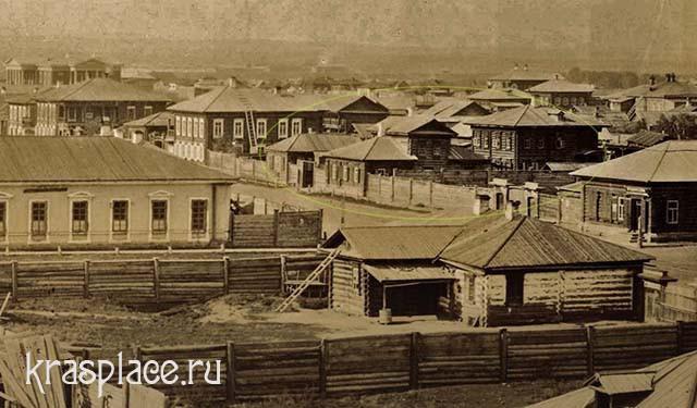 Усадьба чиновницы Цецохо. 1880-е года