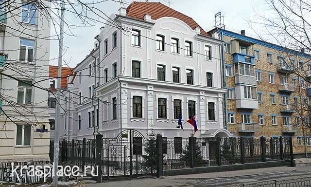 ул.Урицкого, 124 б