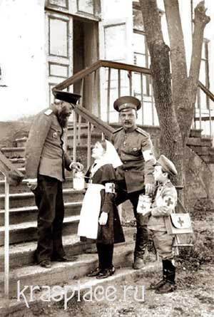 Врач П.Н.Коновалов