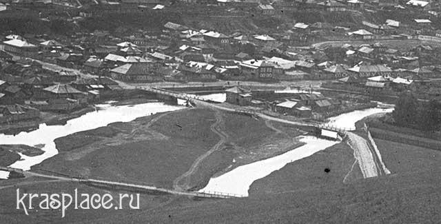 Вид с Караульной горы