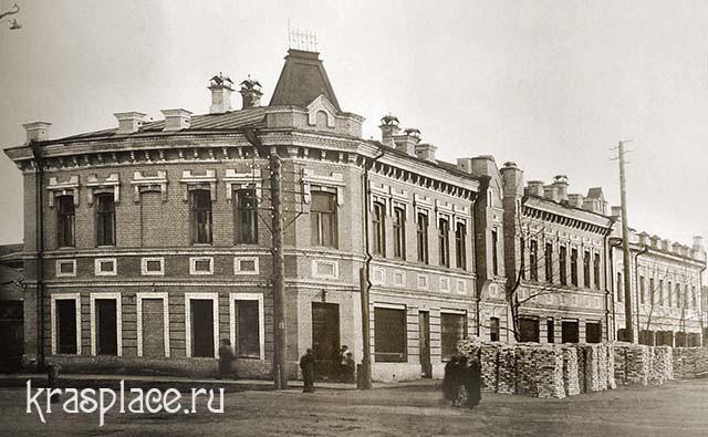 1935 г. Подготовка надстройке новых этажей. Из фондов ККМ