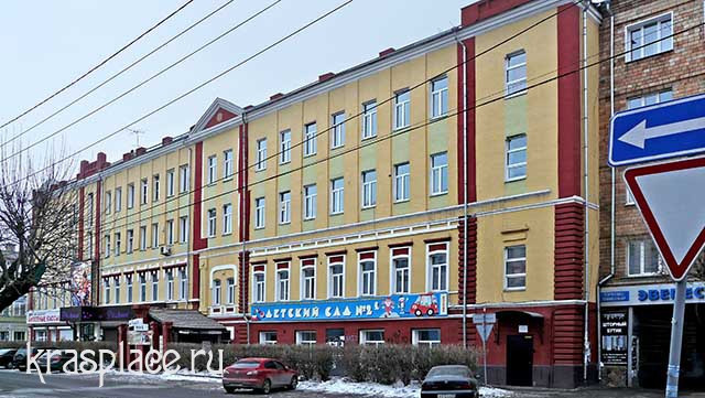 Дом И.И.Гадалова 2014 г