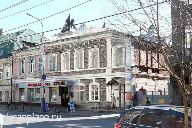 Красноярск. Мира, 47. 1900-2014 гг