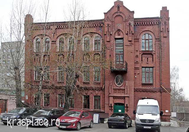 Южный фасад дома Ковского