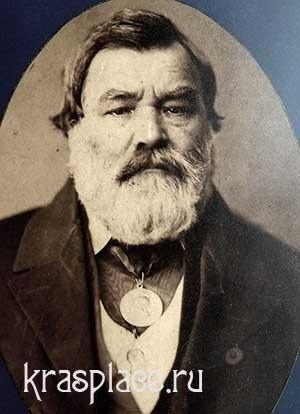 И.Г. Щеголев купец 1 гильдии и золотопромышленник. Фото из фондов ККМ