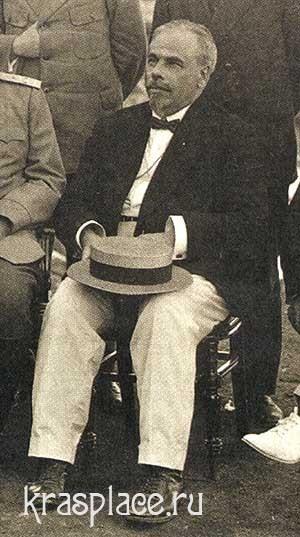 С.В. Востротин. Владивосток.1918