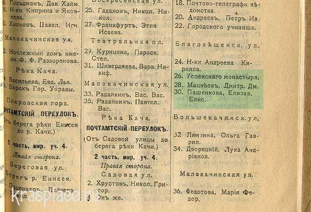 Усадьба казака Ермолаева на улице Перенсона, 34