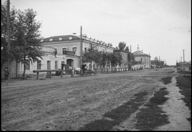 Спутник по городу Красноярску (часть 3)
