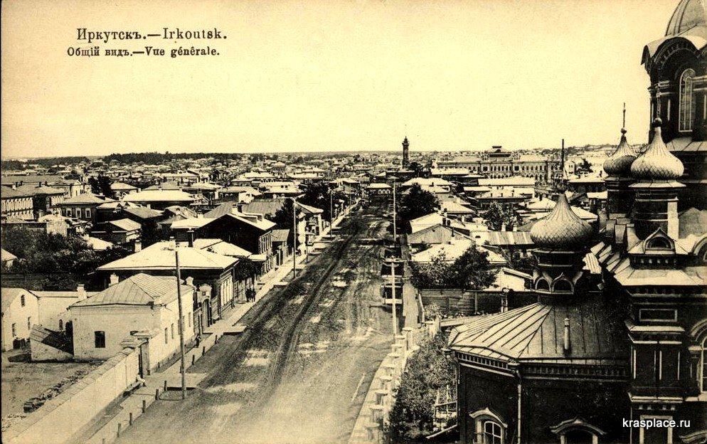 старинный иркутск фото налим характеристика